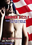 img - for Summer Sizzle: Stories of Love, Lust, and Passion book / textbook / text book