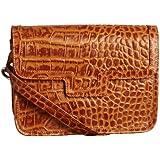 O.S.P by Osprey Women's Frankfurt Croc Convertable Cross-Body Bag