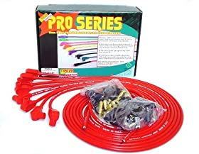 Taylor Cable 70251 Red Universal 8mm Pro-Wire Resistor Wire Core Ignition Wire Set