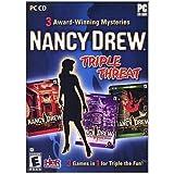 Nancy Drew: Triple Threat Compilation - Windows