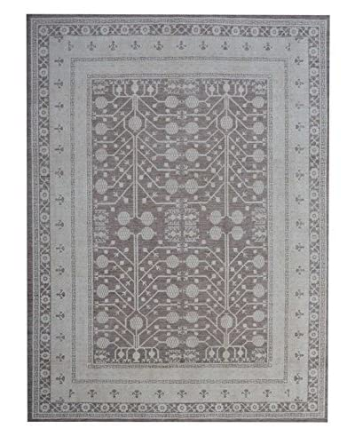 Kalaty One-of-a-Kind Pak Rug, Brown/Grey, 10' 2 x 13' 2 As You See