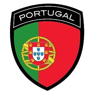 Portugal Flag Car Interior Design