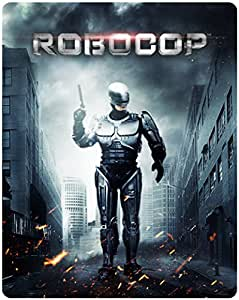 Robocop  - Limited Edition Steelbook [Remastered] [Blu-ray] [1987]
