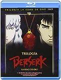 Berserk: Trilogía La Edad De Oro [Blu-ray]