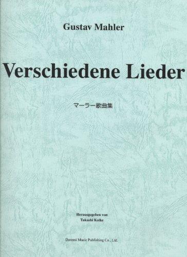 Lieder de Mahler