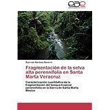 Fragmentación de la selva alta perennifolia en Santa Marta Veracruz: Caracterización cuantitativa de la fragmentación...