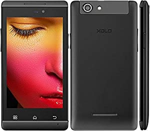 XOLO Q500S IPS BLACK available at Amazon for Rs.5839