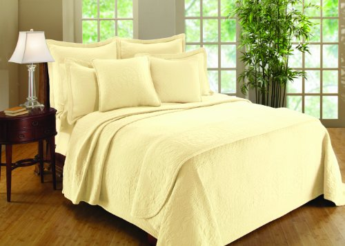 Matelasse Coverlet Queen