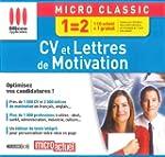 Micro Application - CV et Lettres de...