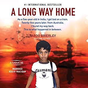 A Long Way Home Audiobook