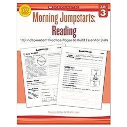 * Morning Jumpstart Series Book, Reading, Grade 3 *