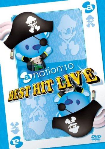 a-nation'10 BEST HIT LIVE(初回受注限定性生産盤,Tシャツ付きBOX仕様) [DVD]