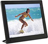 NIX 15 inch Hi-Res Digital Photo Frame with Motion Sensor & 4GB Memory (X15C)