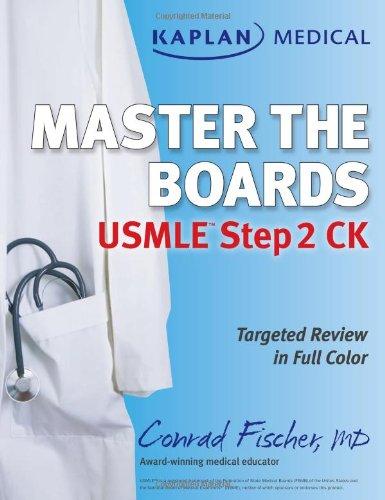 Kaplan Medical Usmle Master The Boards Step 2 Ck (Kaplan Medical Master The Boards)