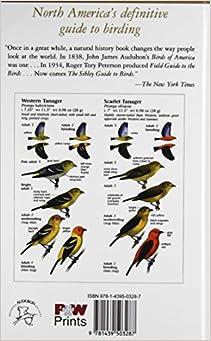 sibley guide to birds app