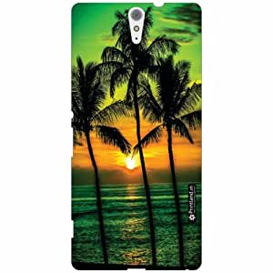 Back Cover For Sony Xperia C5 Ultra (Printed Designer)