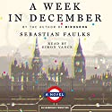 A Week in December Audiobook by Sebastian Faulks Narrated by Simon Vance