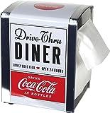 Serviettenspender-Coca-Cola-Diner-ca-1410cm-inkl-100-Servietten