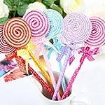 Lollipop Ballpoint Pen Novelty Kids T...