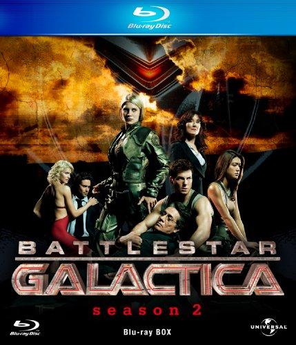 GALACTICA/ギャラクティカ シーズン2 ブルーレイBOX [Blu-ray]