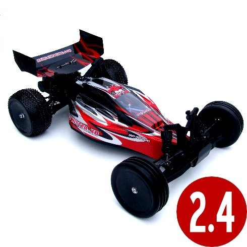 Twister XB PRO ~ 1/10 Scale Brushless ~ 2-Wheel Drive Buggy ~ RC-Car