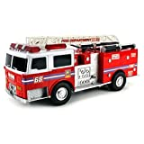 Super Express Fire Remote Control RC Battery Operated Truck BIG Scale Size Ready To Run W/ Working H