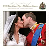 Celebrate the Magical Royal Wedding of William and Kate with the Release of this 2012 Square Calendar Featuring Exquisite Photography from the Incredible Occasion 30cmx30cm