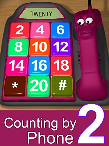 Counting by 2 Phone