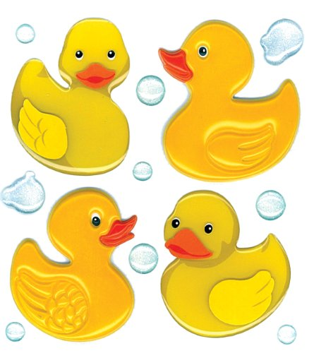 Rubber Ducky Fabric front-697717
