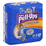 Pull-Ups Learning Designs Training Pants, 2T-3T (18-34 lbs), Disney-Pixar Toy Story 3, Jumbo, 26 ct.