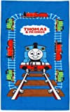 Thomas The Tank 30-Inch by 60-Inch Fiber Reactive Print Beach Towel