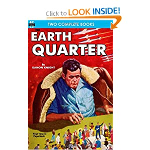 Earth Quarter & Envoy to New Worlds by