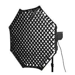 CowboyStudio 60-Inch Octagon Grid Softbox for Alien Bees (60 INCH OCTA GRID-AB)