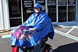 RAIN PONCHO Cape for Pride Electric Mobility Scooter