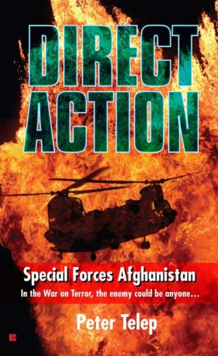 Special Forces Afghanistan: Direct Action, Peter Telep