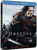 Dracula Untold [Blu-ray + Copie digitale - Édition boîtier SteelBook]