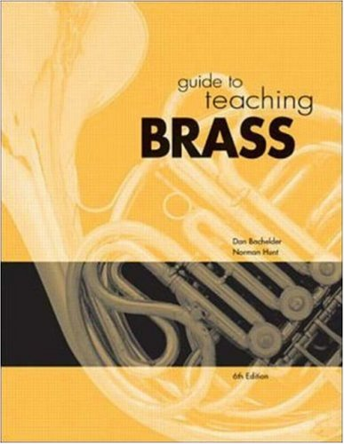 Guide To Teaching Brass
