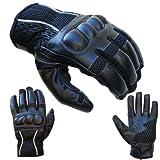 Motorradhandschuhe Sommer PROANTI® Motorrad Handschuhe kurz