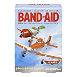 Band-Aid Brand Adhesive Bandages, Planes, 20 Count (Pack of 6)
