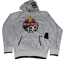 X-Games Champion Travis Pastrana Autographed Red Bull Pastrana 199 Hoodie Jacket, Proof Photo