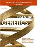 img - for Study Guide and Solutions Manual for Essentials of Genetics book / textbook / text book