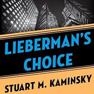 Lieberman's Choice Audiobook
