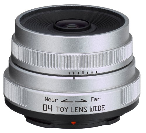Pentax 04 6.3mm F7.1 Wide Toy Lens for Q System