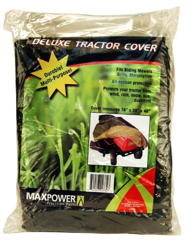 Maxpower Deluxe Riding Lawn Mower Cover