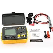 NEEWER® VICHY VC60B+ Digital Insulation Resistance MegOhmmeter Meter Tester