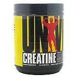 Universal Nutrition Micronized Creatine Powder, 300-Gram Plastic Jars (Pack of 3)