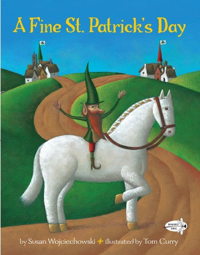 a fine st. patrick's day book