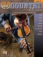 Violin Playalong Vol.008 Country Classics + Cd