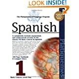 Spanish FSI Basic Course Platiquemos Basic Course Level 1 (8 CD's and Book) (Spanish Edition)