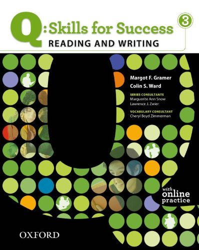 Q: Skills for Success 3 Reading & Writing Student...